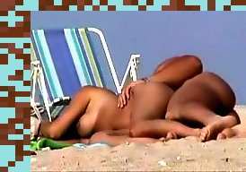 amateur public beach